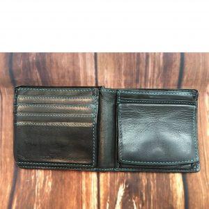 ソメスサドルの二つ折り財布