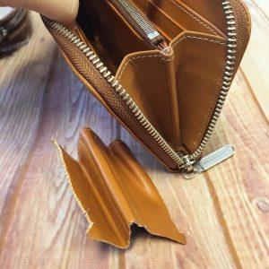 ホワイトハウスコックス 財布 修理