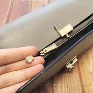 フルラ財布 スライダー修理