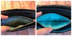 ブルガリ 財布 修理