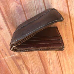 タケオキクチ 財布 表革張替え