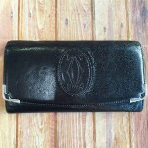 カルティエの長財布