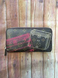 ウィメンズのヴィトン財布